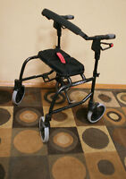 Excellent Like New Nexus 3 Rollator By Dana Douglas SEE VIDEO