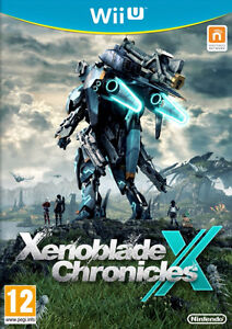 Xenoblade Chronicles X for wii u