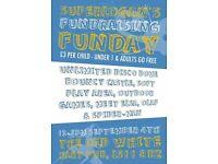 Superheros, meet elsa, Spiderman, bouncy castle - charity event