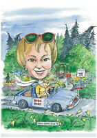 CARICATURISTS !  For all AGES  ~   SCHEME A DREAM