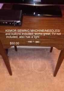 SEWING MACHINE KENMORE BRAND