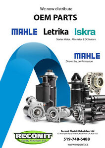 #TELUSHelpsMeSell OEM Mahle and Letrika parts Kitchener / Waterloo Kitchener Area image 1