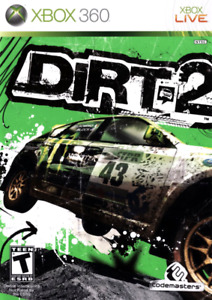 """Looking for """"Dirt 2"""" & """"Dirt 3"""", for XBox 360!!"""