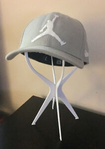 Collectible Cap or Hat Plastic Display stands