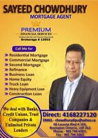 MORTGAGE/BUSINESS LOAN