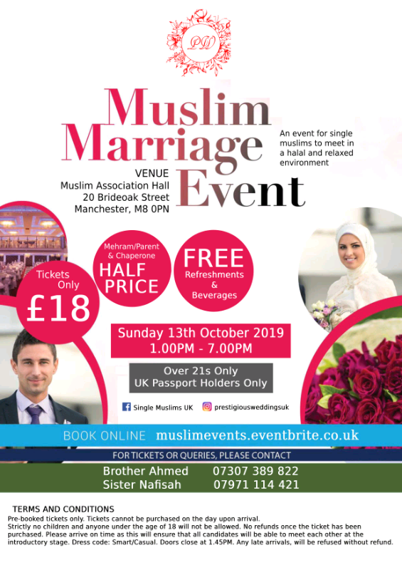Matchmaking muslim UK