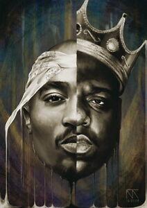 064 The Notorious B.I.G - Biggie Smalls American Rapper Music 24