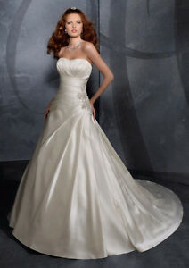 Robe de mariée NEUVE / NEW wedding dress