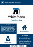 Painting, Fishing, Flooring- WhiteStone Construction