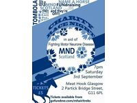 charity race night - Meathook Partick for MND SCOTLAND