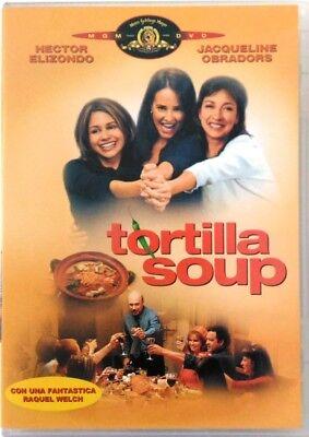 Dvd Tortilla Soup di María Ripoll 2001 Usato