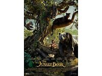 Jungle book on blue ray