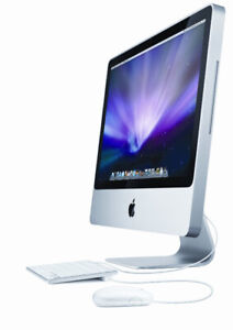$209 20 inch iMac with Keyboard and mouse 5GWIFI