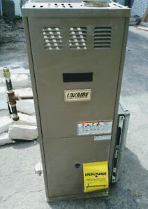 Furnace: Luxaire GM8S Natural Gas