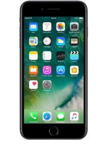 MINT UNLOCKED IPhone 7 Plus,32gb with case