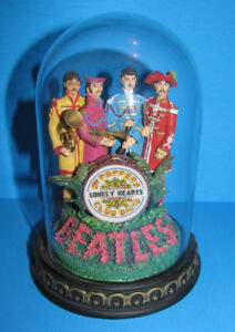 Beatles Sgt. Peppers Franklin Mint Collectible