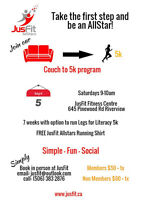 Couch to 5K running program