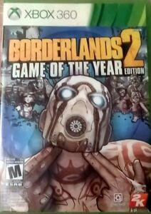 Game of the Year Borderlands 2