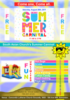 Summer Carnival for Free