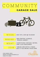 The Gateway Community Garage Sale