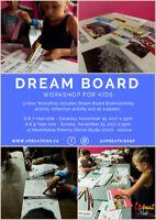 Dream Board Workshop for Kids