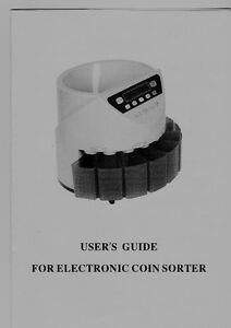 Electronic Coin Sorter Prince George British Columbia image 2