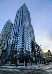 Don't miss the opportunity to live in a luxury condo @ King/John