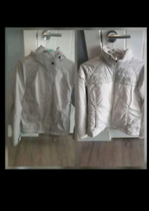 Womans 3 in 1 northface jacket