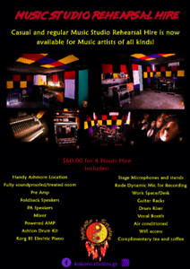 Music Rehearsal Studio Hire Other Business Services Gumtree Australia Gold Coast City Ashmore 1228175265