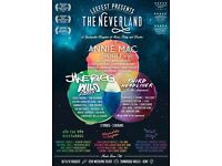 3 Leefest Tickets - Kent - Near Tunbridge Wells - less than face value