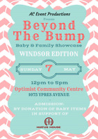 Seeking vendors for Beyond the Bump: Windsor!