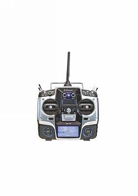 MX-16 Einzelsender 8-Kanal  HoTT Graupner 33116 77 mit Zubehör