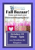 KCS Fall Bazaar