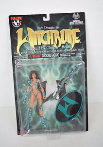TOP COW Moore Action Collectibles Witchblade Action Figure