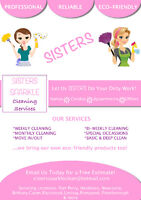 Sisters Sparkle Cleaning Services
