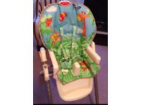 Fisher price highchair