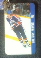 VNTG Edmonton Oilers Nhl Hockey picture card key chain Gretzky