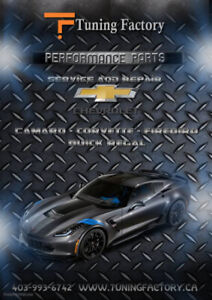 Service, Repairs & Performance Upgrades (Ford, Chevy, Dodge)