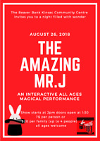 The Amazing Mr.J Magic Show