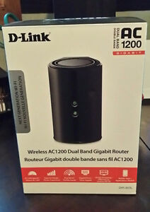 D-Link AC1200 Dual Band Gigabit Wireless Router