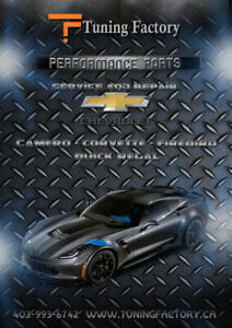 Service, Repairs & Performance Parts (Ford, Chevy, Dodge)