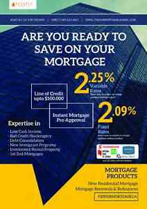 I can help you get preapproved for your mortgage!