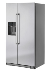 Brand New Ikea Stainless Steel Refrigerator (STILL IN BOX)