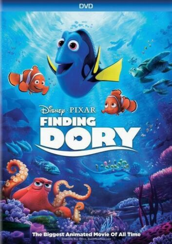 Finding Dory DVD - Brand New and Unopened!