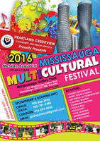 Volunteers & Performers needed for Mississauga Multicultural Day