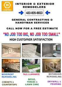 Honest Reliable Hardworking Handyman Available on Short Notice!