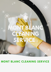 💥MONT BLANC CLEANING SERVICES 💥
