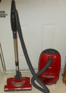 KENMORE 360 VACUUM CLEANER WITH POWER HEAD & RETRACTABLE CORD