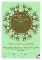 Looking for Craft/Handmade/Local Vendors for Craft Sale Kanata