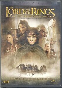 The lord of the rings: the fellowship of the ring.  (DVD)